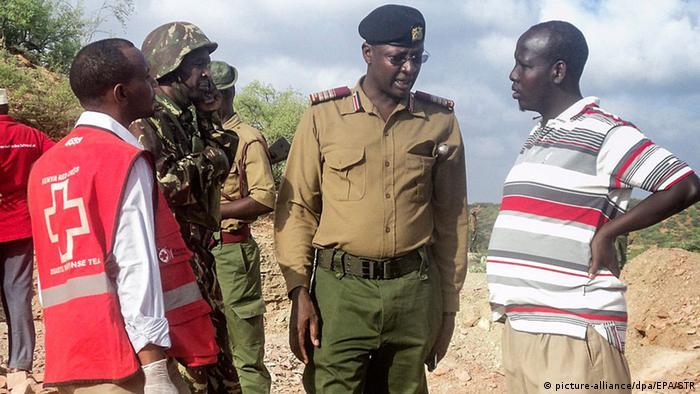 Kenia Massaker in Mandera 2. Dezember 2014