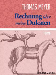 Buchcover Rechnung über meine Dukaten Thomas Meyer (Salis)