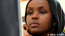 Somalia Mogadischu Ilwad Elman (DW/A. Kriesch)