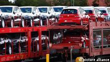 Symbolbild Deutsche Autoindustrie