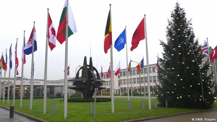 Sede da Otan em Bruxelas