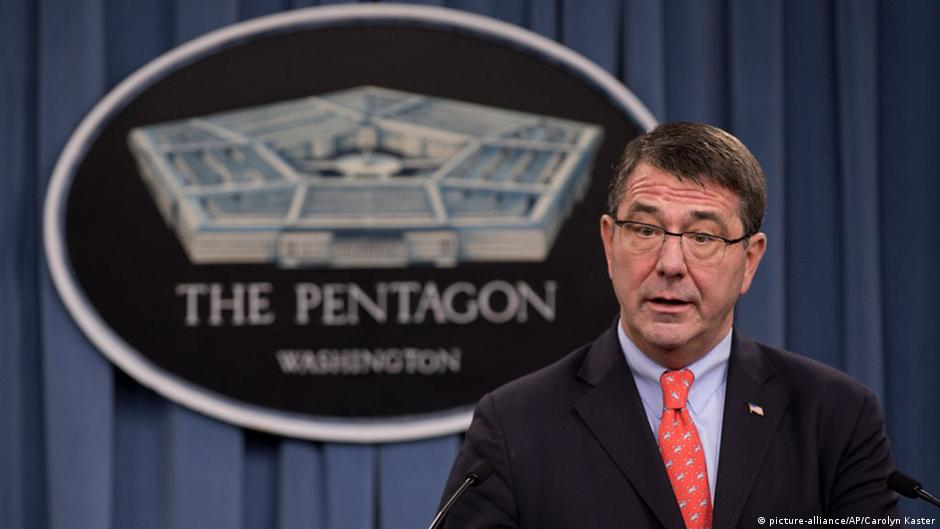 The Pentagon in the hands of a scholar   DW   04.02.2015