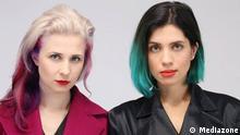 Pussy Riot Nadeschda Tolokonnikova und Maria Aljochina
