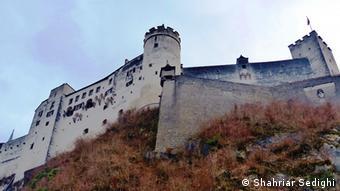 Salzburger Schloss @ Shahriar Sedighi