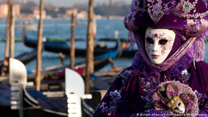 Carnival in Venice (picture alliance/Robert Harding World Imagery)