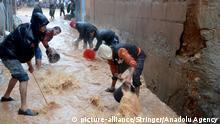 Bildergalerie Überflutungen in Marokko