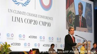 Παγκόσμια Διάσκεψη για το Κλίμα στη Λίμα