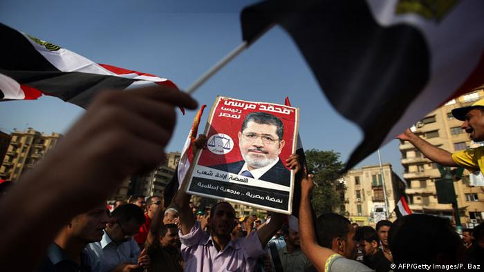 Archivbild 2013 Verurteilung von Mursi-Anhängern 02.12.2014