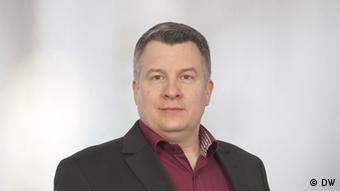 Ingo Mannteufel, Leiter der Europa-Redaktion der DW