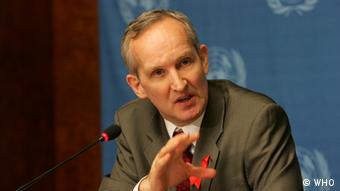 Bernhard Schwartlaender WHO