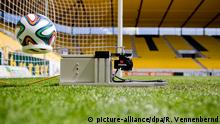 Deutschland Fußball Torlinientechnologie GoalControl-4D