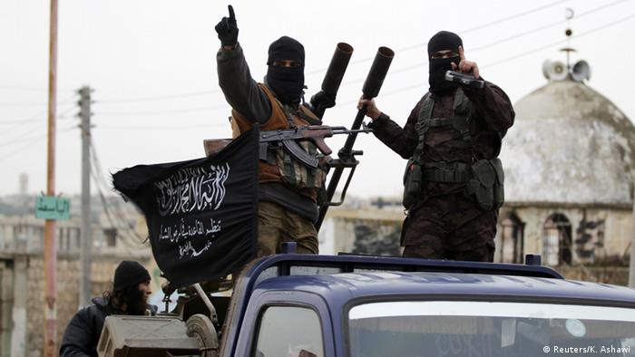 Nusra Front militants