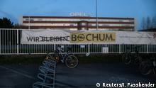 Opel Werk Bochum Schließung 25.11.2014