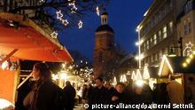 Bildergalerie Vorweihnachtliches Berlin