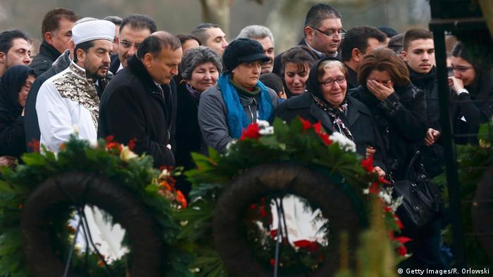 Tugce A. Beerdigung in Bad Soden-Salmünster 03.12.2014