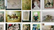Titel: Bilder / Gurlitts Sammlung Beschreibung: Snapshot aus Camarote.21 Copyright: DW