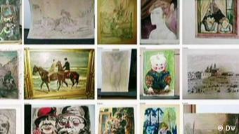 Screenshot Camarote.21 Gurlitts Sammlung