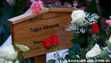 Tugce A. Beerdigung in Wächtersbach 03.12.2014