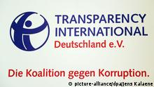 Logo von Transparency International Deutschland e.V