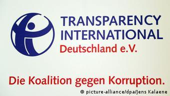 Logo von Transparency International Deutschland e.V
