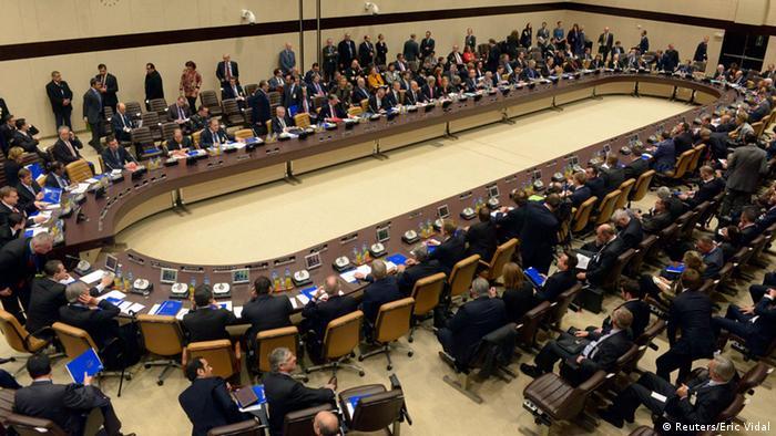 Sastanak u sjedištu NATO-a u Bruxellesu
