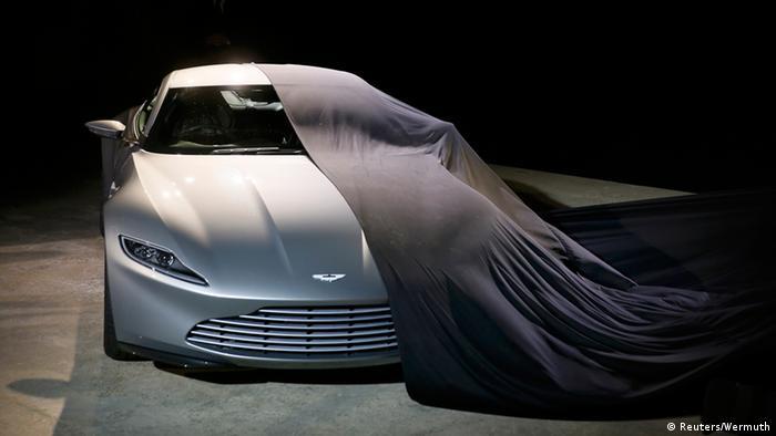 Der Aston Martin DB10