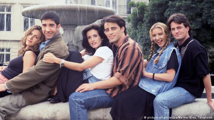 TV-Serie Friends