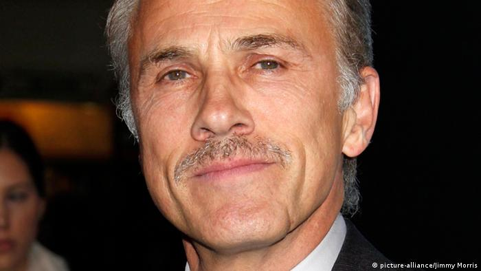 Christoph Waltz James Bond Bösewicht