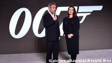 James Bond Bekanntgabe Schauspieler 2014