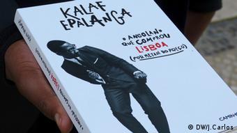 Der angolanische Musiker Kalaf Epalanga