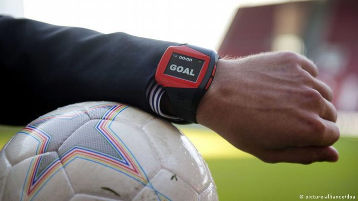 Cuando se produzca un gol legitimo el árbitro recibirá inmediatamente una notificación en su reloj.