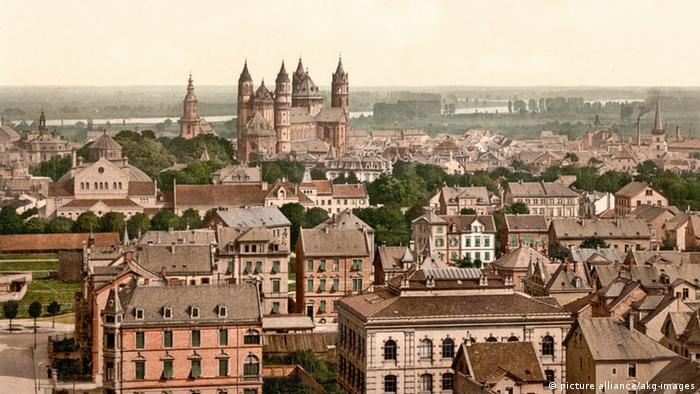 Почтовая открытка 1895 года