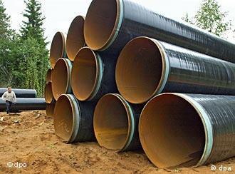 هدف اصلی ساخت خط لولهی ۳۳۰۰ کیلومتری نابوکو استقلال اتحادیهی اروپا از روسیه در تأمین گاز مورد نیاز این اتحادیه است