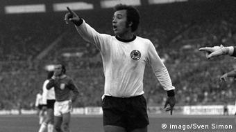 Erwin Kostedde 1975 (imago/Sven Simon)