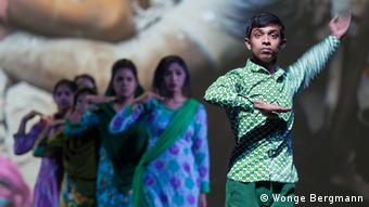 Tanztheaterstück Made in Bangladesh