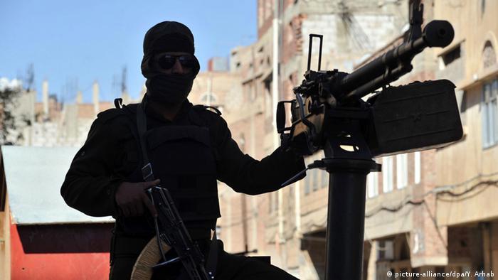 Anti-al Qaeda operation
