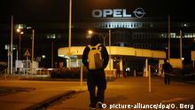 Deutschland Wirtschaft letzter Tag bei Opel in Bochum