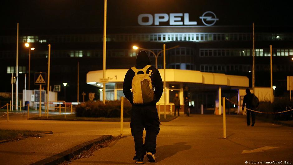Opel Bochum tarihe karışıyor