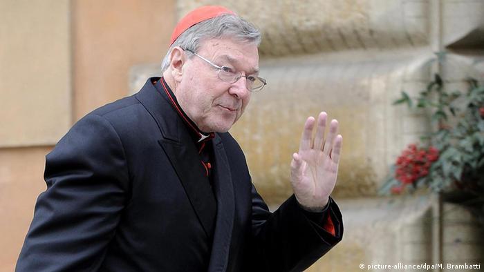 Ermittlungsverfahren Gegen Vatikan-Finanzchef Pell