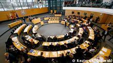Deutschland Thüringen Landtag Bodo Ramelow als Ministerpräsident gewählt