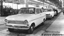 Bildergalerie Opel Bochum