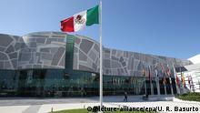 Iberoamerikanischer Gipfel in Veracruz Kongressgebäude 04.12.2014