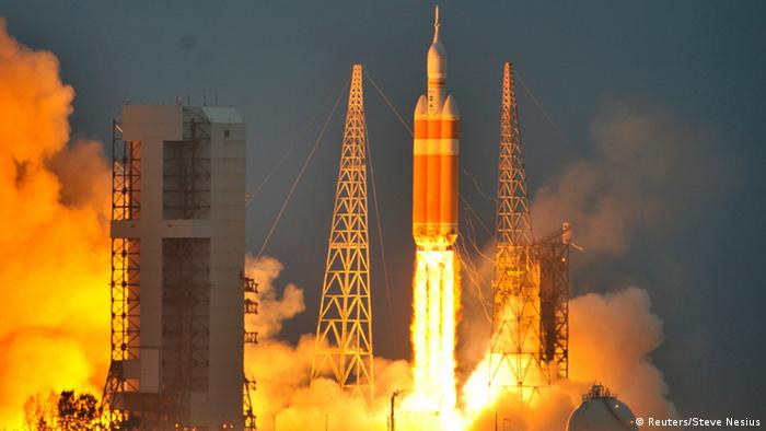 Delta IV rocket, Orion
