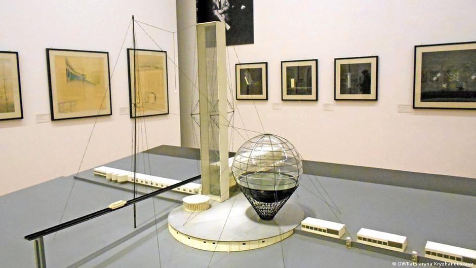 Overlooked Russian Bauhaus in limelight in Berlin | DW | 17.12.2014