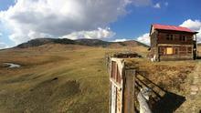 05.12.2014 DW Feature Expedition Heimat Mongolei Sommerhütte der Familie