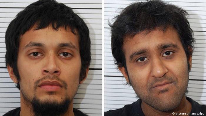 Britische Jihadisten Nahin Ahmed und Yusuf Sarwar zu Gefängnisstrafe verurteilt