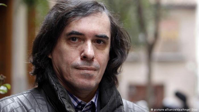 Mircea Cartarescu, Copyright: EPA/ANGEL DIAZ
