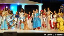 Wahl Miss Intercontinental 2014 in Magdeburg