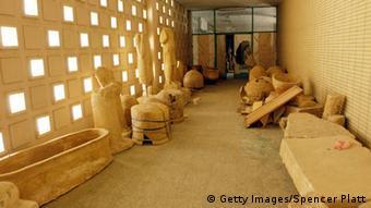 Los tesoros arqueológicos de Siria e Irak están en peligro.