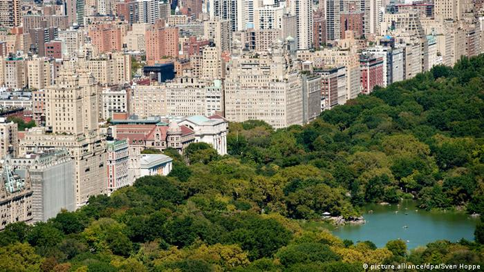 New York Central Park in Manhattan (Photo: dpa/Picture alliance)